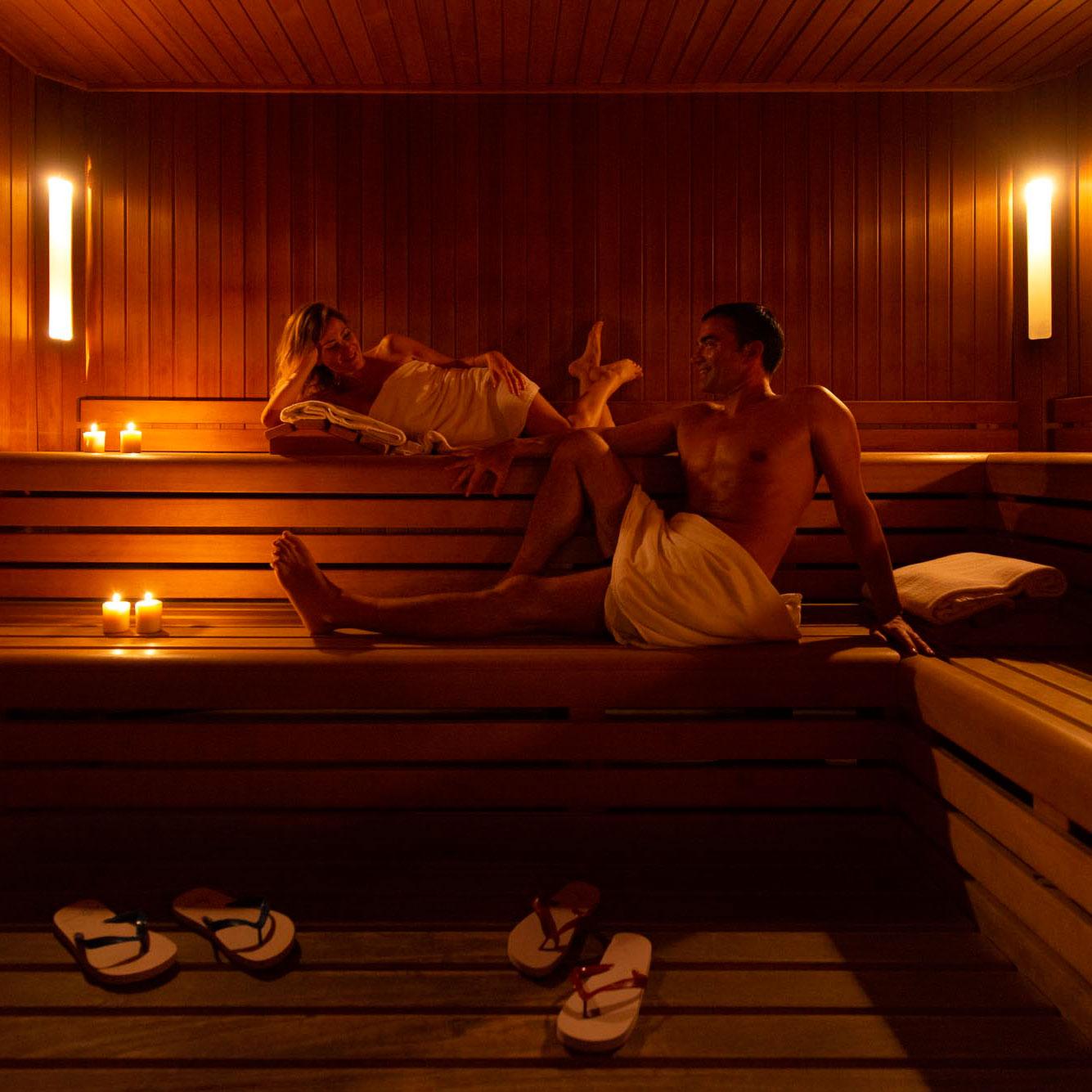 Sauna Terme di Stigliano