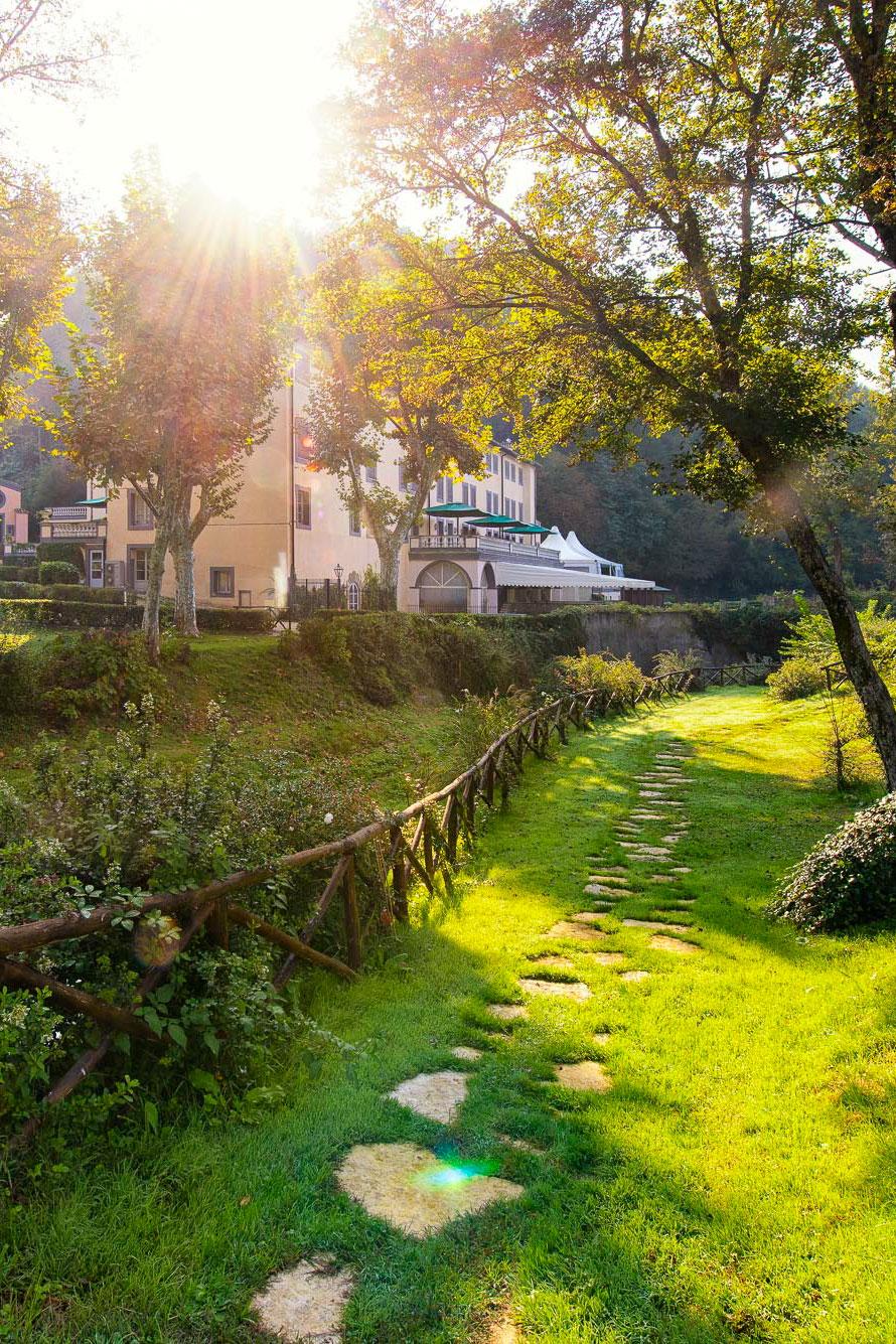 Natura e relax Terme di Stigliano