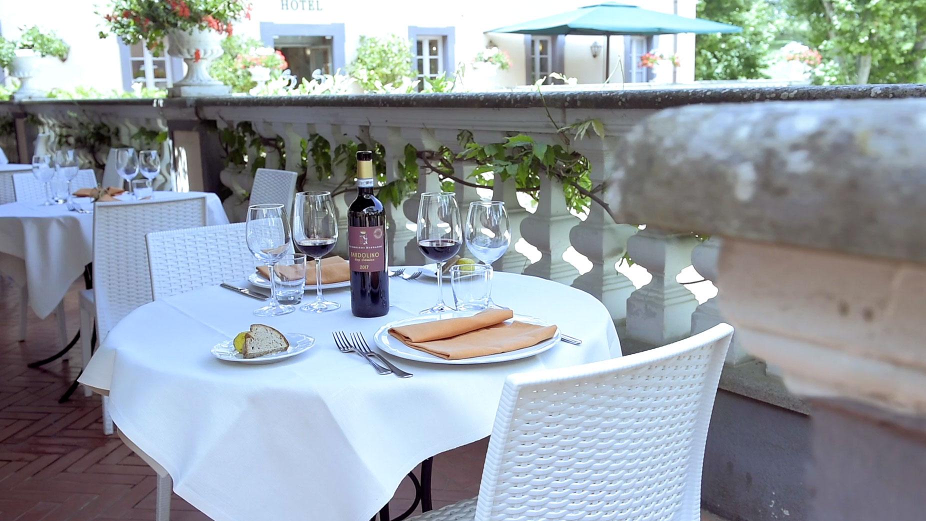 ristorante terme di Stigliano