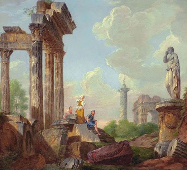 Percorso termale romano